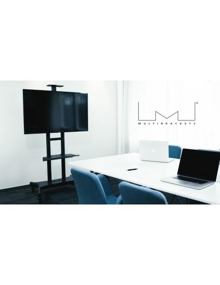 Multibrackets M Public Floorstand Basic 180 incl shelf & camera holder Multibrackets 7350073734627 - 26