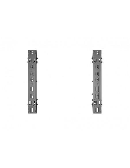 """Multibrackets 4726 fäste för skyltningsskärm 165.1 cm (65"""") Svart Multibrackets 7350073734726 - 8"""