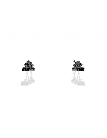 """Multibrackets 4726 kyltin näyttökiinnike 165.1 cm (65"""") Musta Multibrackets 7350073734726 - 14"""