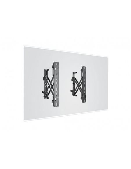 """Multibrackets 4726 kyltin näyttökiinnike 165.1 cm (65"""") Musta Multibrackets 7350073734726 - 19"""