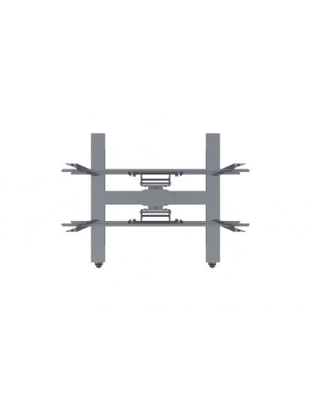 """Multibrackets 5990 kyltin näyttökiinnike 2.03 m (80"""") Hopea Multibrackets 7350073735990 - 6"""