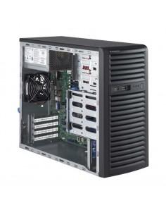 Supermicro SuperServer 5039D-i Intel® C232 LGA 1151 (uttag H4) Midi Tower Svart Supermicro SYS-5039D-I - 1
