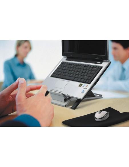 """Newstar NSLS100 Ställ för bärbara datorer 55.9 cm (22"""") Silver Newstar NSLS100 - 6"""