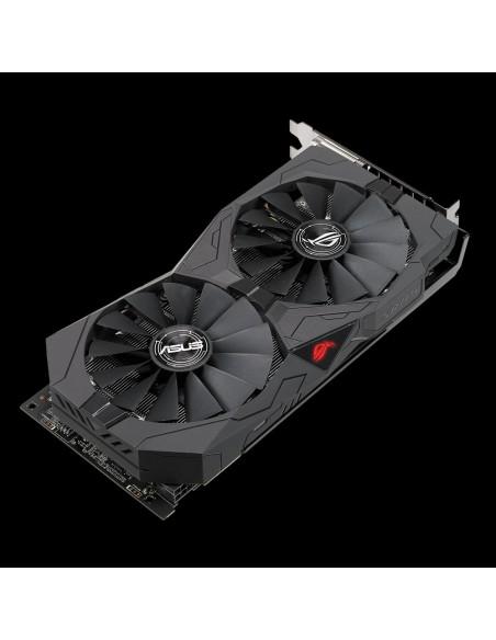 ASUS ROG 90YV0AJ8-M0NA00 graphics card AMD Radeon RX 570 8 GB GDDR5 Asus 90YV0AJ8-M0NA00 - 3