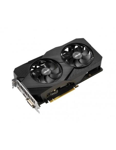 ASUS Dual -GTX1660S-A6G-EVO NVIDIA GeForce GTX 1660 SUPER 6 GB GDDR6 Asus 90YV0DS4-M0NA00 - 3