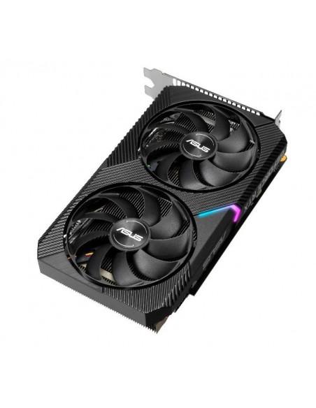 ASUS Dual -RTX2070-8G-MINI NVIDIA GeForce RTX 2070 8 GB GDDR6 Asus 90YV0EC1-M0NA00 - 2