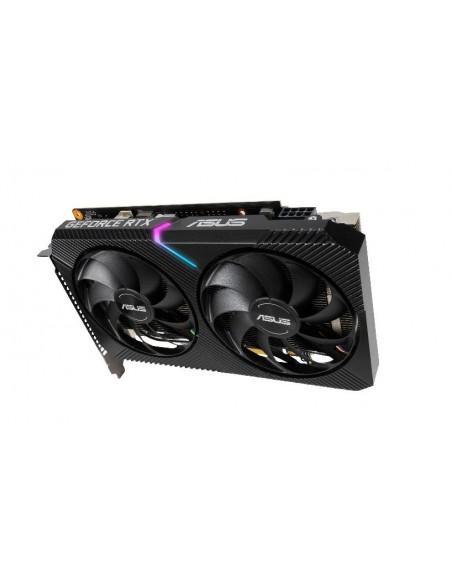 ASUS Dual -RTX2070-8G-MINI NVIDIA GeForce RTX 2070 8 GB GDDR6 Asus 90YV0EC1-M0NA00 - 6