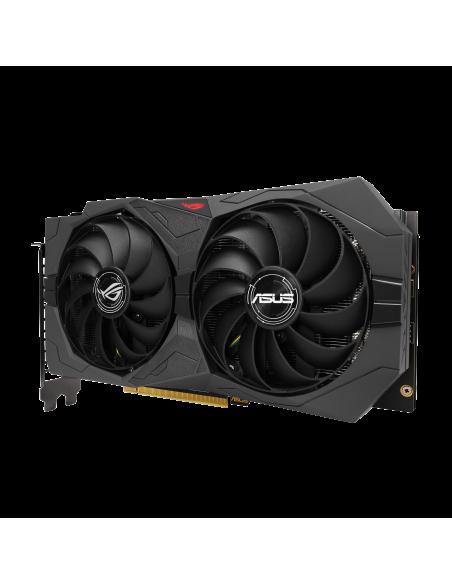 ASUS ROG -STRIX-GTX1650-O4GD6-GAMING NVIDIA GeForce GTX 1650 4 GB GDDR6 Asus 90YV0EI0-M0NA00 - 8