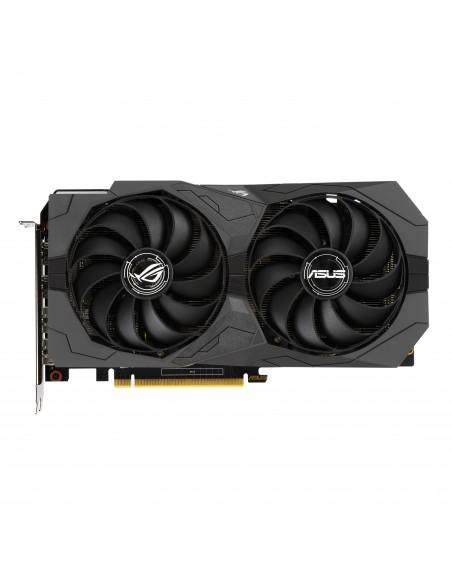 ASUS ROG -STRIX-GTX1650-4GD6-GAMING NVIDIA GeForce GTX 1650 4 GB GDDR6 Asus 90YV0EI2-M0NA00 - 2
