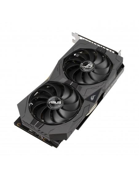 ASUS ROG -STRIX-GTX1650-4GD6-GAMING NVIDIA GeForce GTX 1650 4 GB GDDR6 Asus 90YV0EI2-M0NA00 - 6