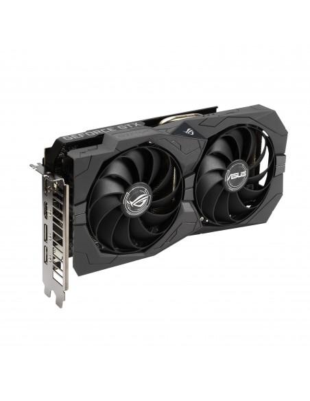 ASUS ROG -STRIX-GTX1650-4GD6-GAMING NVIDIA GeForce GTX 1650 4 GB GDDR6 Asus 90YV0EI2-M0NA00 - 8