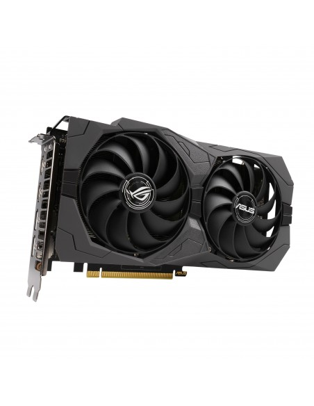 ASUS ROG -STRIX-GTX1650-4GD6-GAMING NVIDIA GeForce GTX 1650 4 GB GDDR6 Asus 90YV0EI2-M0NA00 - 10