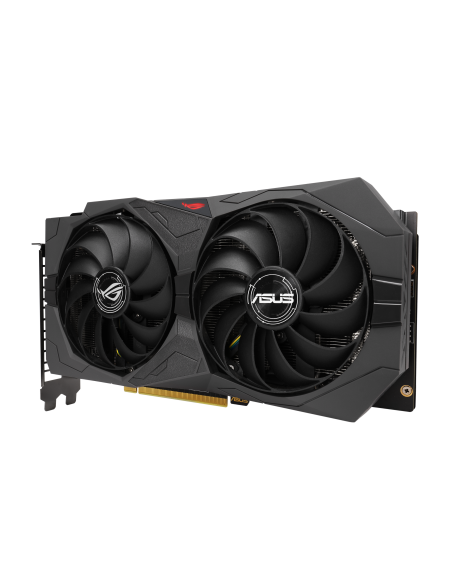 ASUS ROG -STRIX-GTX1650-4GD6-GAMING NVIDIA GeForce GTX 1650 4 GB GDDR6 Asus 90YV0EI2-M0NA00 - 12