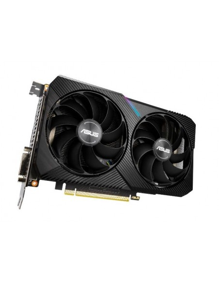 ASUS Dual -GTX1660S-O6G-MINI NVIDIA GeForce GTX 1660 SUPER 6 GB GDDR6 Asustek 90YV0DT4-M0NA00 - 8
