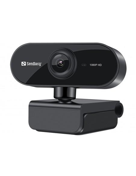 Sandberg USB Webcam Flex 1080P HD Sandberg 133-97 - 1