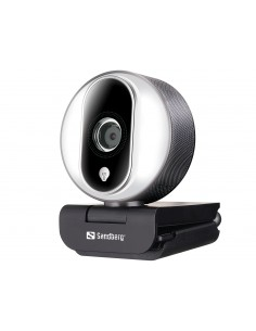 Sandberg Streamer USB Webcam Pro Sandberg 134-12 - 1