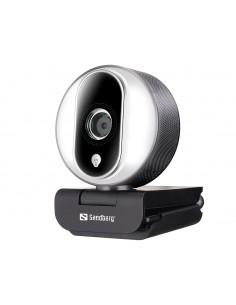 Sandberg Streamer USB Webcam Pro Sandberg 134-12 - 1