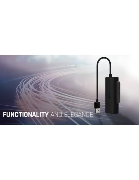 i-tec USB3STADA cable gender changer USB 3.0 SATA III Svart I-tec Accessories USB3STADA - 7
