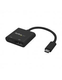 StarTech.com USB C till DisplayPort-adapter med Power Delivery - 4K 60 Hz Startech CDP2DPUCP - 1