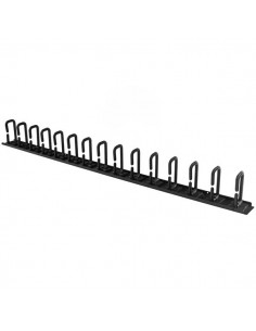 StarTech.com Vertical Cable Organizer with D-Ring Hooks - 0U 3 ft. Startech CMVER20UD - 1