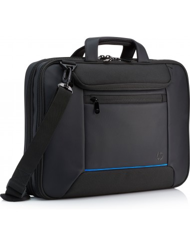 """HP Recycled notebook case 39.6 cm (15.6"""") Toploader bag Black Hp 5KN29AA - 1"""