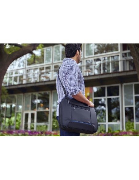 """HP Recycled notebook case 39.6 cm (15.6"""") Toploader bag Black Hp 5KN29AA - 6"""