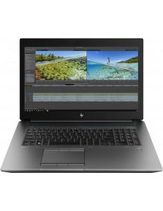 "HP ZBook 17 G6 Mobiilityöasema 43.9 cm (17.3"") 1920 x 1080 pikseliä 9. sukupolven Intel® Core™ i7 16 GB DDR4-SDRAM 256 SSD Hp 6T"