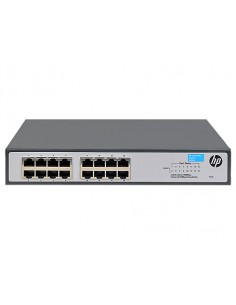 Hewlett Packard Enterprise OfficeConnect 1420 16G Unmanaged L2 Gigabit Ethernet (10/100/1000) 1U Grey Hp JH016A - 1
