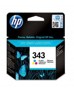 HP 343 1 styck Original Standardavkastning Cyan, Magenta, Gul Hp C8766EE#UUS - 1