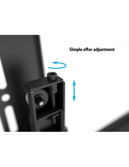 Multibrackets M VESA Wallmount Super Slim Tilt 600 MAX Multibrackets 7350073735549 - 13