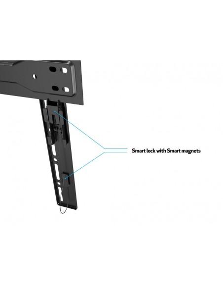 "Multibrackets 5556 tv-fäste 139.7 cm (55"") Svart Multibrackets 7350073735556 - 17"