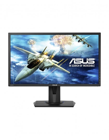 "ASUS VG245H 61 cm (24"") 1920 x 1080 pikseliä Full HD LED Musta Asus VG245H - 5"