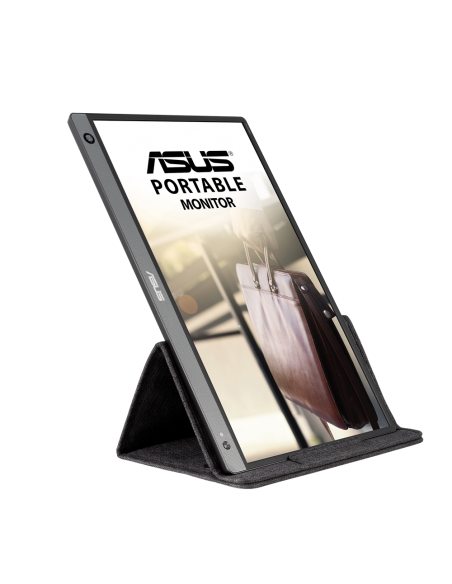 "ASUS MB16AH 39.6 cm (15.6"") 1920 x 1080 pikseliä Full HD Musta, Harmaa Asus 90LM04T0-B02170 - 3"