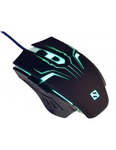 Sandberg Eliminator Mouse hiiri Oikeakätinen USB A-tyyppi 2400 DPI Sandberg 640-04 - 1