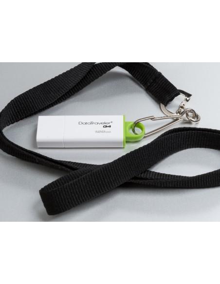 Kingston Technology DataTraveler G4 USB-muisti 128 GB USB A-tyyppi 3.2 Gen 1 (3.1 1) Vihreä, Valkoinen Kingston DTIG4/128GB - 10