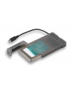"i-tec C31MYSAFEU313 tallennusaseman kotelo HDD-/SSD-kotelo Musta 2.5"" I-tec Accessories C31MYSAFEU313 - 1"