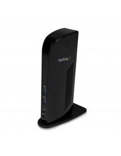 StarTech.com Dual Monitor USB 3.0 Docking Station with HDMI - DVI 6 x Ports Startech USB3SDOCKHD - 1