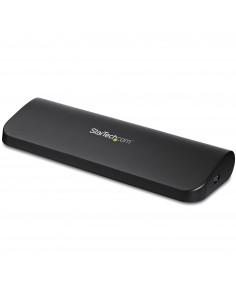 StarTech.com USB 3.0-dockningsstation för dubbla skärmar med HDMI & DVI/VGA Startech USB3SDOCKHDV - 1