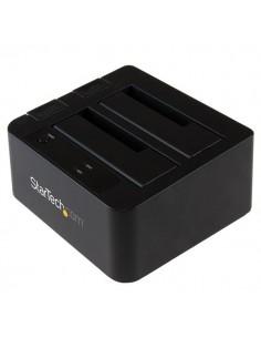 "StarTech.com USB 3.1 (10Gbps) Dual-Bay Dock for 2.5""/3.5"" SATA SSD/HDDs Startech SDOCK2U313 - 1"
