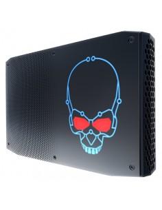 Intel NUC BOXNUC8I7HNK2 barebone-tietokonerunko 1.2L kokoinen PC Musta BGA 2270 i7-8705G 3.1 GHz Intel BOXNUC8I7HNK2 - 1