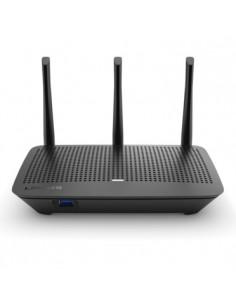 Linksys EA7500V3 trådlös router Gigabit Ethernet Dual-band (2,4 GHz / 5 GHz) Svart Linksys EA7500V3-EU - 1