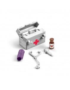 Schleich Horse Club Stable medical kit Schleich 42364 - 1