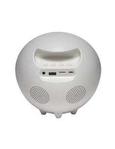 Denver CRLB-400 radio Kello Analoginen Valkoinen Denver 111131010010 - 1