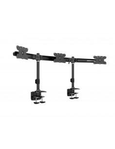 "Multibrackets M VESA Desktopmount Triple Desk Clamp 24""-32"" Multibrackets 7350105210389 - 1"