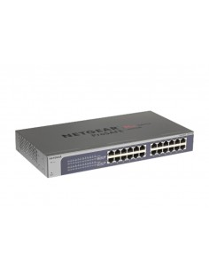 Netgear JGS524E Hallittu L2 Gigabit Ethernet (10/100/1000) Harmaa Netgear JGS524E-200EUS - 1