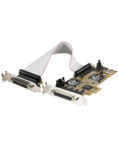 StarTech.com Newer version available PEX8S1050LP: 8 Port PCI Express Low Profile Serial Adapter Card - PCIe RS-232-8 Ports Start