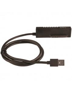 StarTech.com USB312SAT3 cable gender changer USB 3.1 Type-A SATA Musta Startech USB312SAT3 - 1