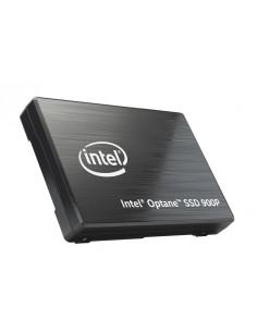 Intel SSDPE21D280GASX SSD-hårddisk U.2 280 GB PCI Express 3.0 3D XPoint NVMe Intel SSDPE21D280GASX - 1