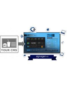 Signagelive SLL-2-1 software license/upgrade 1 license(s) Starter kit Signagelive SLL-2-1 - 1