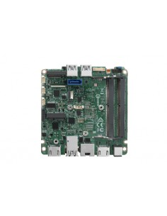 Intel BLKNUC7I3DNBE emolevy BGA 1356 UCFF Intel BLKNUC7I3DNBE - 1